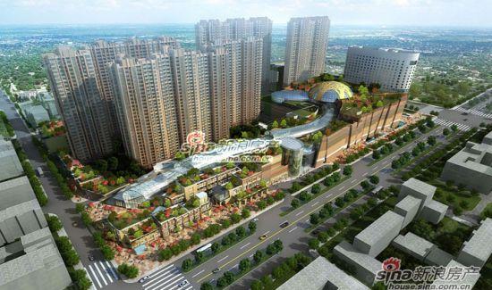 鹏欣·水游城 第五代商业模式