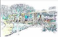 苹果派 实景图 景观设计2