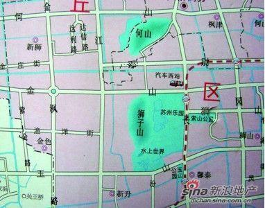 尉氏县港尉新区地图