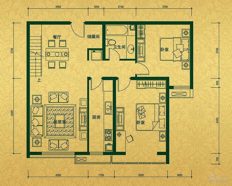 四房一厅农村房间设计图_四房一厅农村房间设计图  80平方农村房屋图片