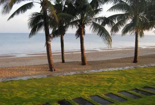 盈滨半岛 海口西海岸最美海岸线 组图
