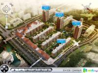 北京华侨城 沙盘连接 电子沙盘