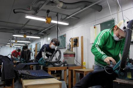 日本牛仔裤企业陷入困境组图