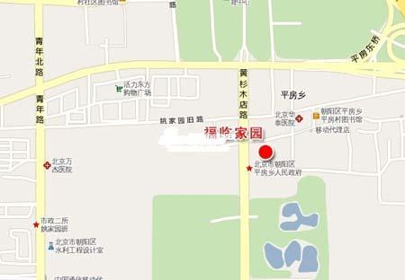 朝阳区平房乡福临家园预计2010年开盘销售(图)