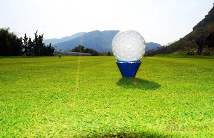 图为:高尔夫球场效果图-一渡新新小镇高尔夫精英赛大奖即将揭晓