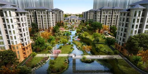中国中铁诺德名城项目8月11日盛大开放