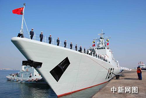 专家:中国军舰访日可避免中日海军战略误判