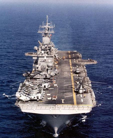 美国媒体称美若驰援台湾将遭导弹攻击伤亡惨重