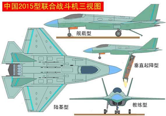 三军战斗机定方案