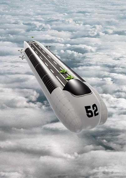 """""""白鲸""""级多用途航空中继飞艇"""
