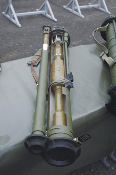 俄研出新型RPG-30反坦克火箭筒未来将出口(图)