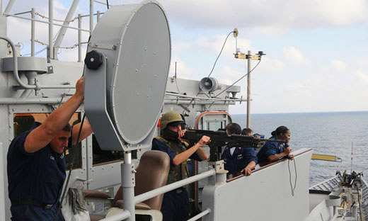 U.S. Navy to intercept pirate boats