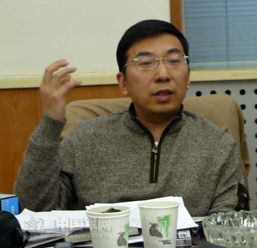张冀安,空军资深评论家,《中国空军》杂志主编。