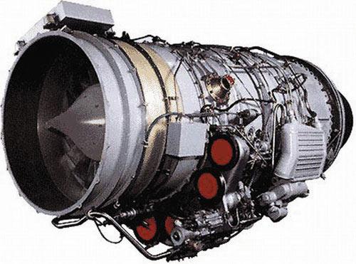 乌克兰制AI-222-25发动机
