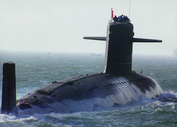 文章称中国潜艇部队缺乏先进科技和训练有素的船员