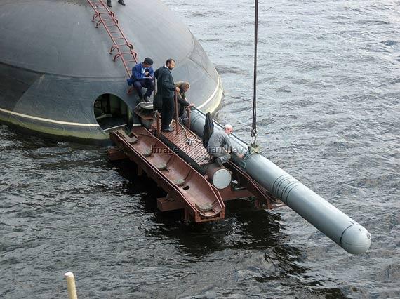 印度海军正在为基洛级潜艇加装潜射武器