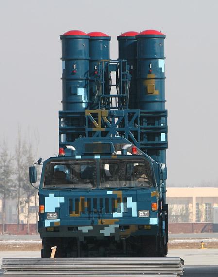文章称中国红旗9防空导弹具备反导能力