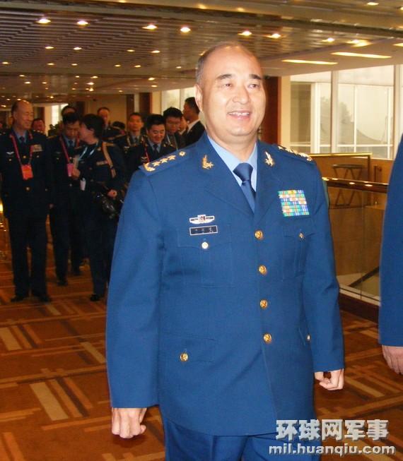 中国空军司令回应美关于解放军反卫星设施猜测!!