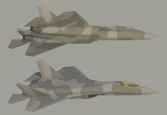 汉和防务称俄不向中国出售第5代战机高级技术