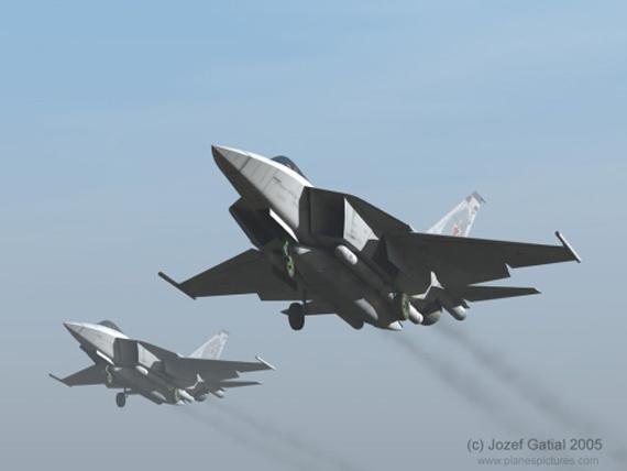 俄印正在加强五代战机的合作,未来印度将得到俄罗斯五代战机的双座改型战机