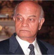 印度前国家安全顾问布拉杰什-米什拉。