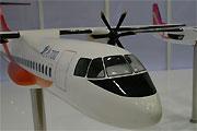 国产新型新舟700支线客机