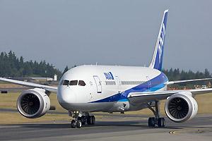 波音787梦想飞机总装情况介绍