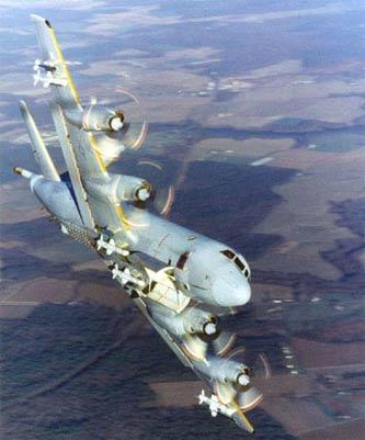 P-3C反潜巡逻机由洛马公司生产