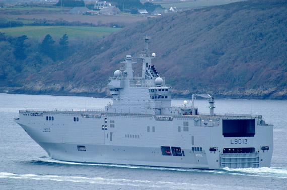法国不顾美国反对坚持向俄售军舰 - 2010十字军再次东征:中东战争 - 2010年1月中东战争箭在弦上目标伊朗