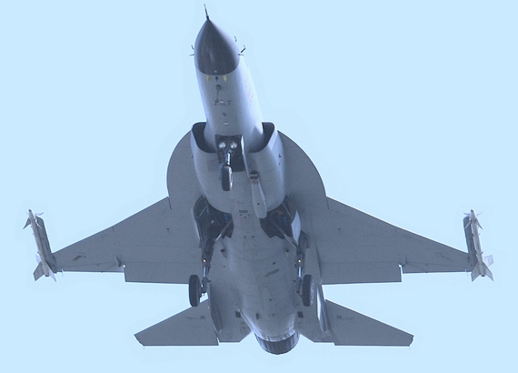 Pakistan jointly developed the JF-17