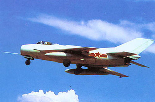 国产歼6战机正式退出空军编制序列(图)