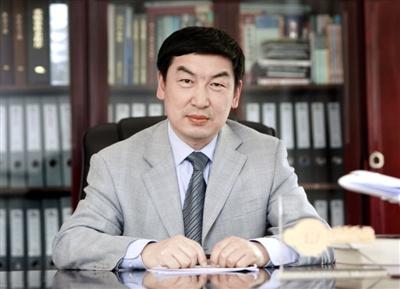 北京航空材料研究院院长李晓红