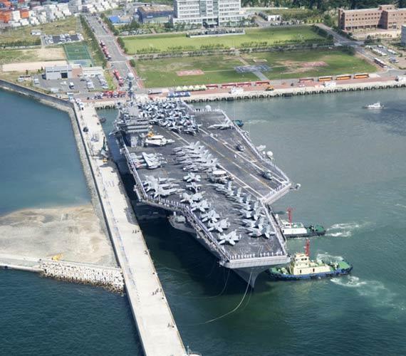 日本将派4名军官以观察员身份观摩韩美军演