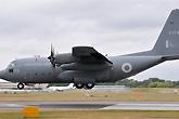 巴基斯坦C-130运输机降落