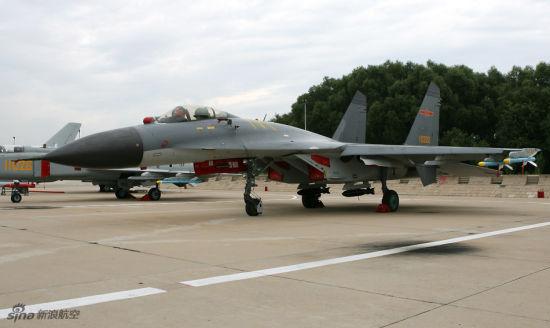 美国媒体称中国正在开发隐形版歼-11B战机