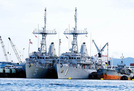 评论称假如南海爆发冲突美军不会帮助菲律宾