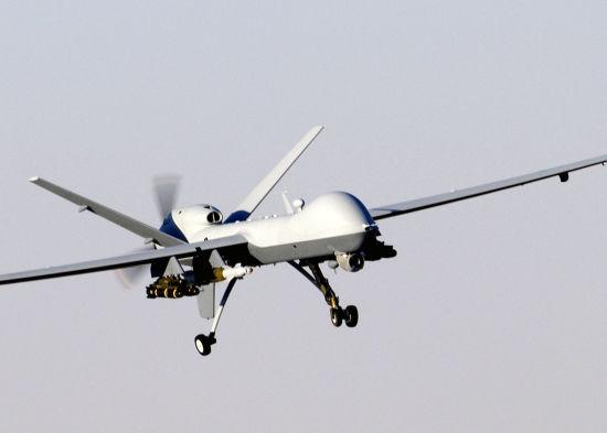美国媒体称美军正在海外建无人机秘密基地