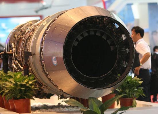 国产太行发动机编号为WS-10A。