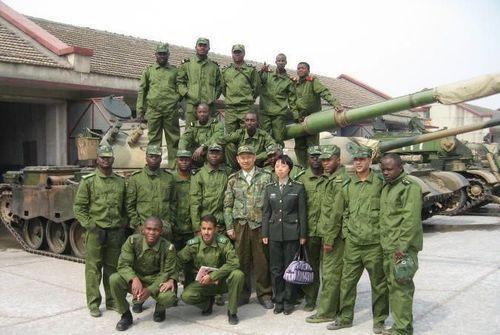 中国武器出口  巴基斯坦占四成多