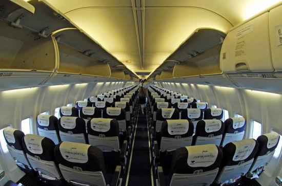 飞机座位可以随意换吗图片