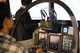 国产猎鹰高教机模拟飞行系统