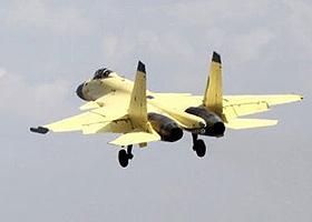 歼15可能成为瓦良格航母舰载机