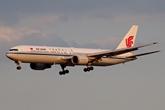 国航波音767宽体客机
