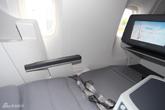 777-300ER客机商务舱平躺