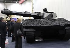 CV90-120步兵战车