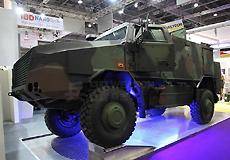 德国KMW公司野狗高机动装甲车