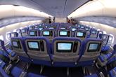 南航首架A380经济舱PTV