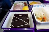 南航A380首航甜点