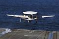 承认不足:舰载预警机短板将制约瓦良格战力