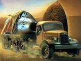 苏军在朝鲜战争中俘获美军F86战机